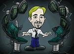 Caricatura de ESV en Matrix