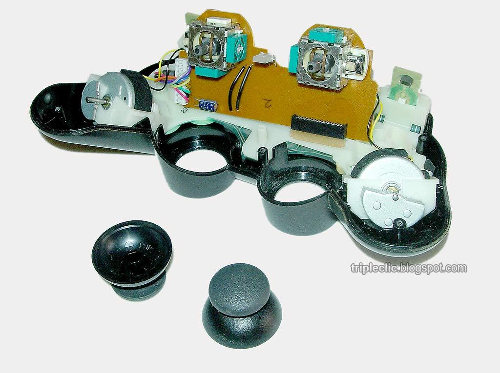 Arreglar control de PS2